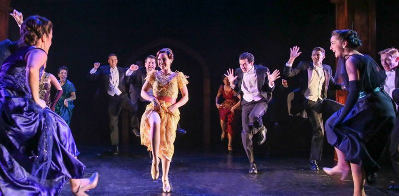BWW Reviews:  Mills and Reichel's THE UNDERCLASSMAN Dazzles With Wit, Melody and Intelligence