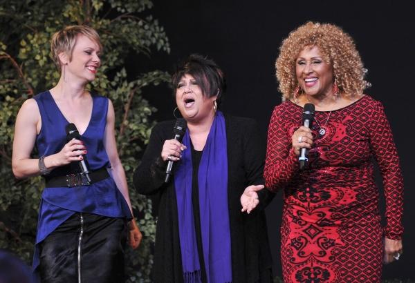 Jo Lawry, Tata Vega and Darlene Love