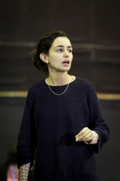 Photo Flash: In Rehearsal with THE RAILWAY CHILDREN at King's Cross Theatre