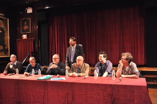 Photo Coverage: Inside Shaw New York's 2014 Critic Symposium