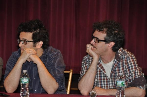 Jason Zinoman and Adam Feldman