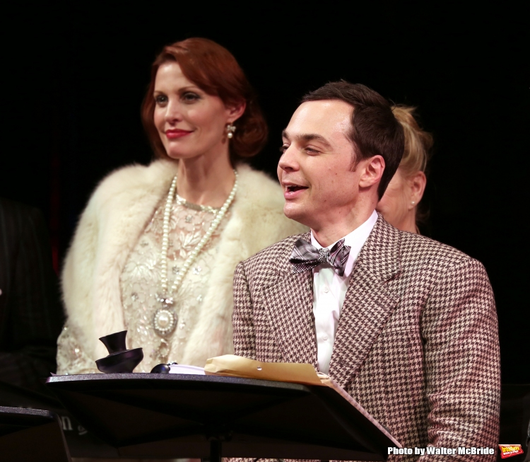 High Res Rachel York and Jim Parsons