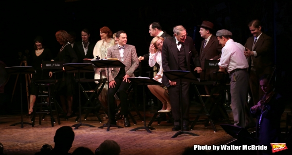 Randy Graff, TraceeChimo, David Turner, Daniel Davis, Rachel York, Jim Parsons, Debra Jo Rupp, Richard Kind, Jane Krakowski, John Cullum, Brooks Ashmanskas, Peter Scolari, Rory O'Malley and Douglas W. Tieman
