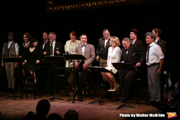 Nick Mills, Randy Graff, TraceeChimo, David Turner, Daniel Davis, Rachel York, Jim Parsons, Debra Jo Rupp, Richard Kind, Jane Krakowski, John Cullum, Brooks Ashmanskas, Peter Scolari and Rory O'Malley