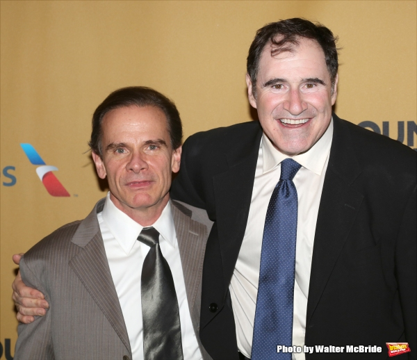 Peter Scolari and Richard Kind