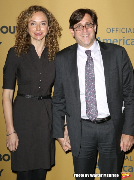 Tara Lieberman and Michael Cohen