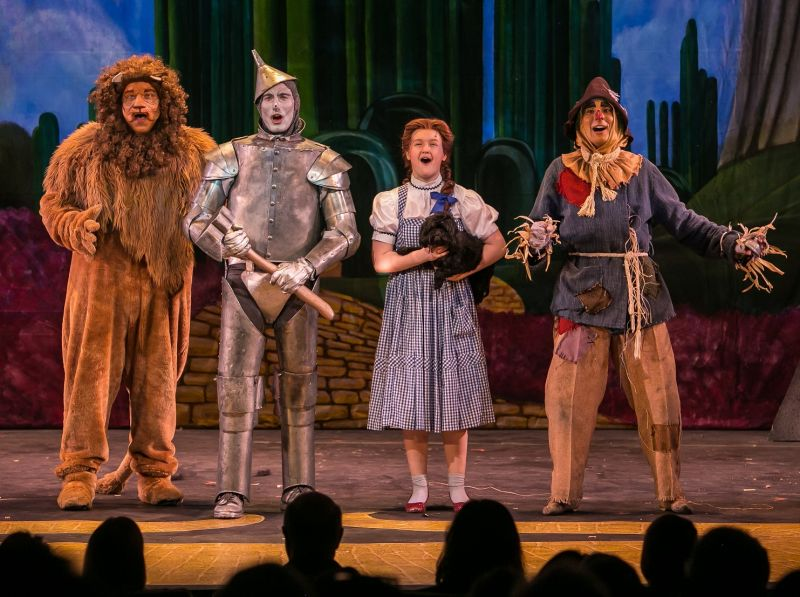 BWW Reviews: THE WIZARD OF OZ at Surflight Theatre