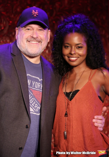 Photo Coverage: Preview 54 BELOW CELEBRATES FRANK WILDHORN!