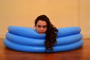 Zanne Solomon as Marie Walters. Photo by Maggie Gericke