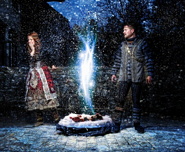 Photo Flash: First Look at Serenbe Playhouse's THE SNOW QUEEN