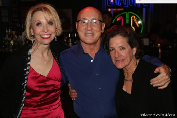 Julie Halston, GIanni Valenti, Julie Gold