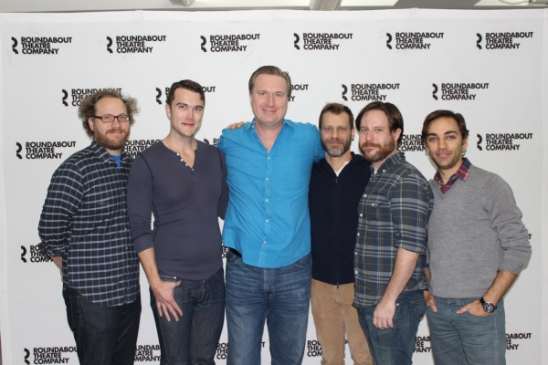Andy Grotelueschen, Patrick Mulryan, Matt Castle, Noah Brody, Paul L. Coffey, Ben Steinfeld