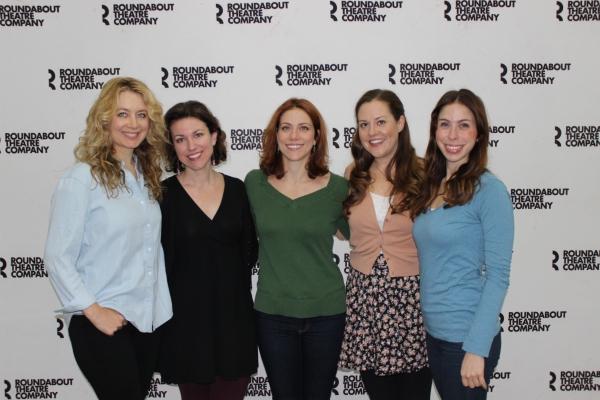 Jennifer Mudge, Liz Hayes, Jessie Austrian, Claire Karpen, Emily Young