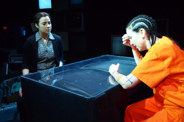 Photo Flash: First Look at MadLab's BROKEN DAUGHTERS