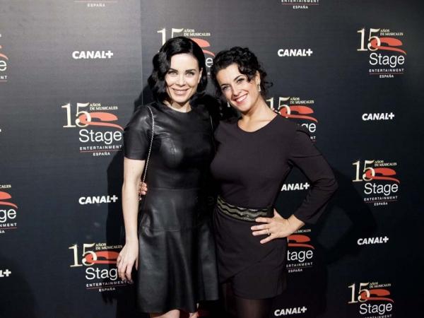 Beatriz Ros y Patricia Paisal