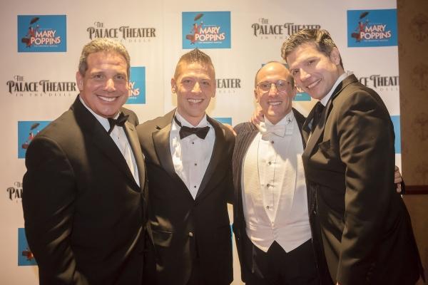 Anthony Tomaska, Buddy Reeder, Marc Robin, Joseph Tomaska
