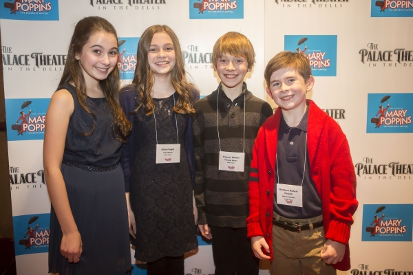 Photos: Inside Opening Night of MARY POPPINS at The Palace Theater