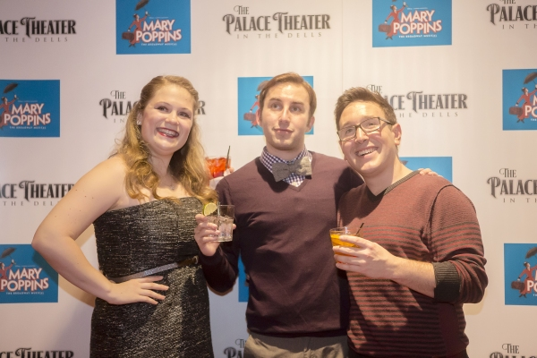 Lindsey Austin, Michael Miller, Ben Holtzman Photo