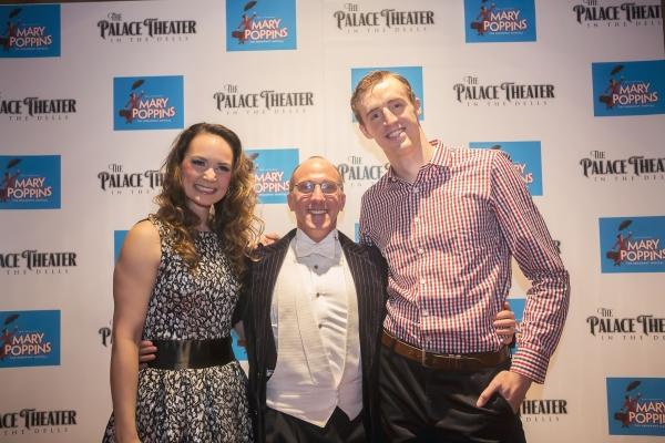Jessica Lorion Haugh, Marc Robin, Kyle Szen Photo