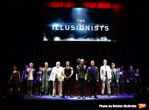 The Illusionists- Witness the Impossible