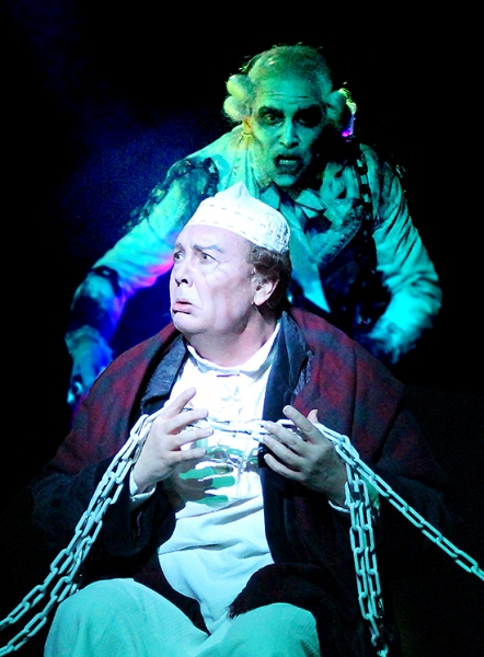 Photo Flash: First Look at North Shore Music Theatre's A CHRISTMAS CAROL