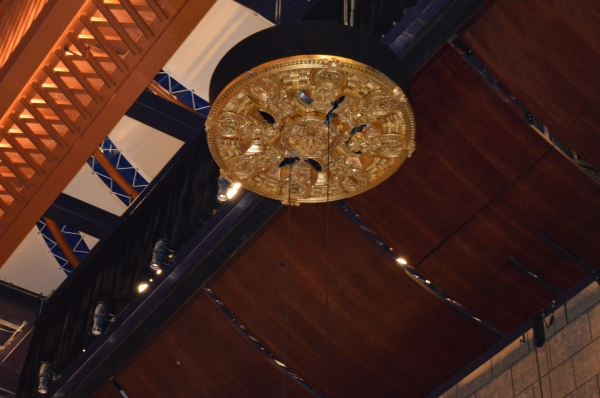Photo Flash: Backstage with PHANTOM OF THE OPERA Tour at Orlando's Dr. Phillips Center for the Performing Arts