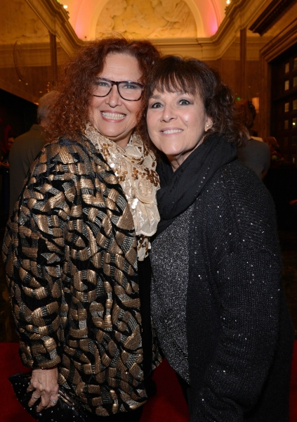 Melissa Manchester and Claudia Cagan