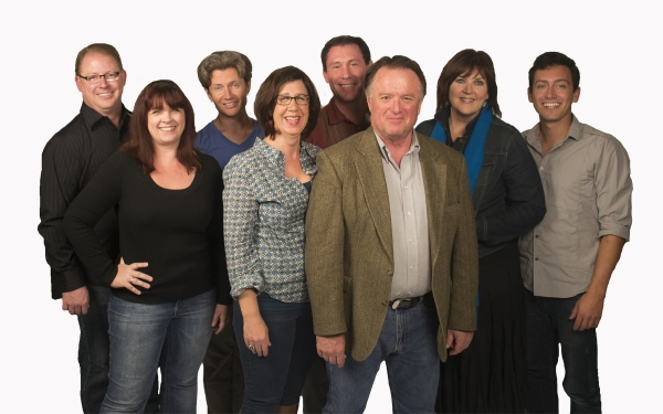 Patrick Marion, Melissa Fernandes, David McBean, Maggie Carney, Patrick McBride, Tom  Photo