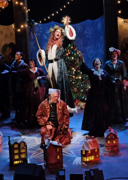 Photo Flash: First Look at Cygnet Theatre's A CHRISTMAS CAROL