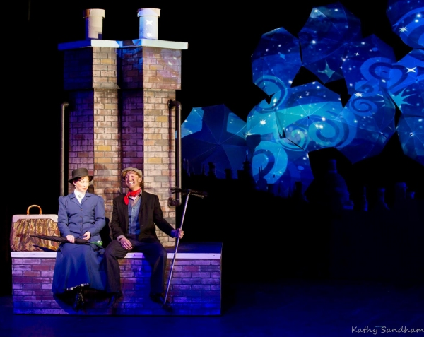 Photo Flash: First Look at Beck Center's MARY POPPINS, Beginning Tonight