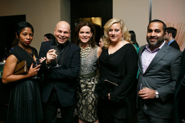 Photo Flash: Concern Worldwide Hosts 2014 THANKS FOR GIVING Gala