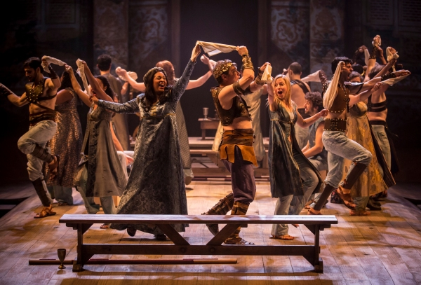 Photo Flash: First Look at Ben Carlson and More in PERICLES at Chicago Shakespeare