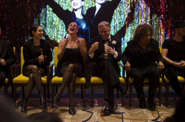 Bianca Marroquin, Terra C. MacLeod, Jeff McCarthy, Roz Ryan