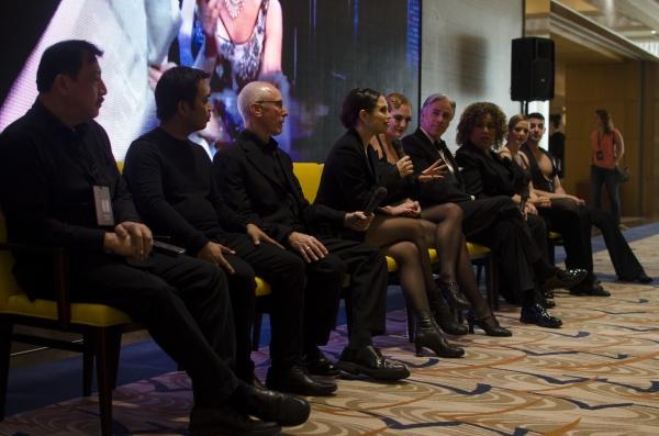 Lester Demetillo, Robert Billig, Bianca Marroquin, Terra C. MacLeod, Jeff McCarthy, Roz Ryan, Allison Blair McDowell, Adam Pellegrine