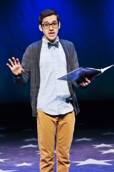 Photo Flash: First Look- Musicals in Mufti's MY FAVORITE YEAR