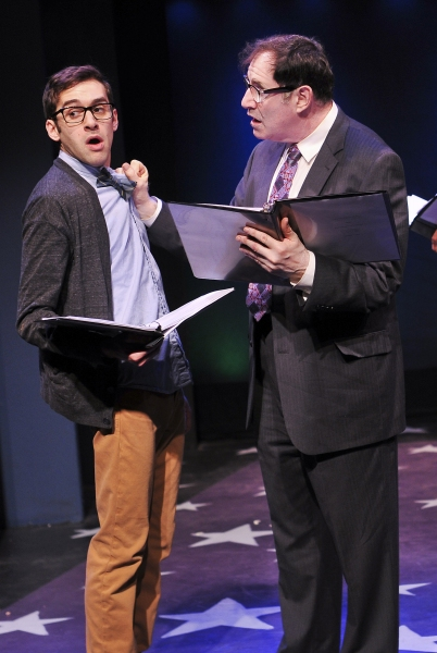 Adam Chanler-Berat, Richard Kind