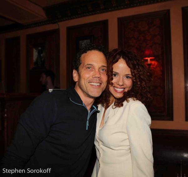 Ivan Menchell & Janet Ducal Photo
