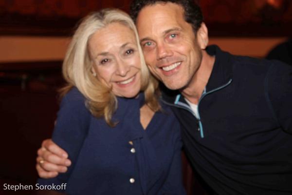 Eda Sorokoff & Ivan Menchell Photo