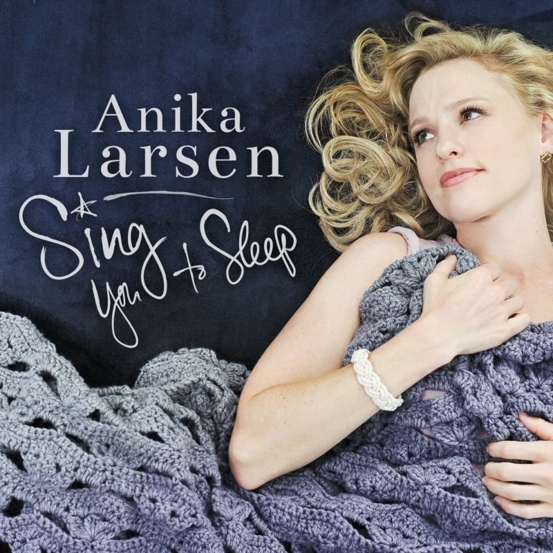 BWW Interview: A Beautiful CD By a Beautiful Singer: Anika Larsen's Debut CD