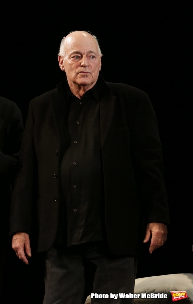 Playwright Bernard Pomerance