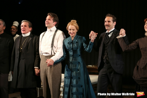 Bradley Cooper, Patricia Clarkson and Alessandro Nivola