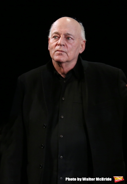 Playwright Bernard Pomerance