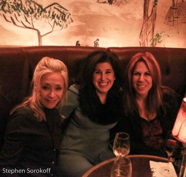 Eda Sorokoff, Marcy Heisler, Victoria Shaw