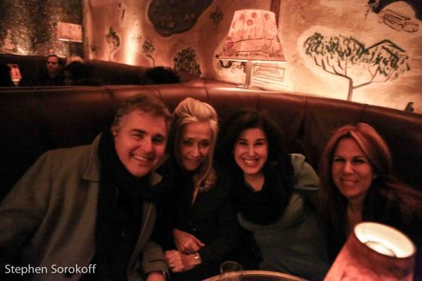 Steve Tyrell, Eda Sorokoff, Marcy Heisler, Victoria Shaw,