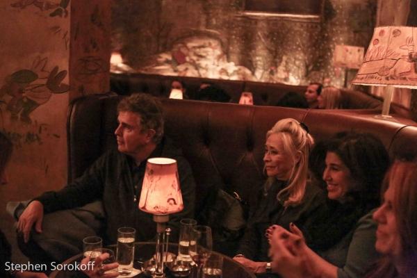 Steve Tyrell, Eda Sorokoff, Marcy Heisler, Victoria Shaw
