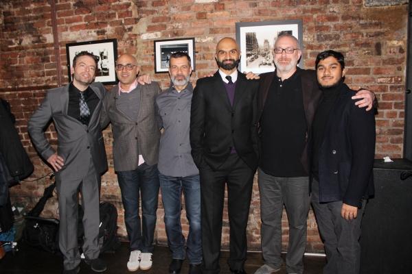 Justin Kirk, Ayad Ahktar, Dariush Kashani, Usman Ally, Ken Rus Schmoll and Jameal Ali