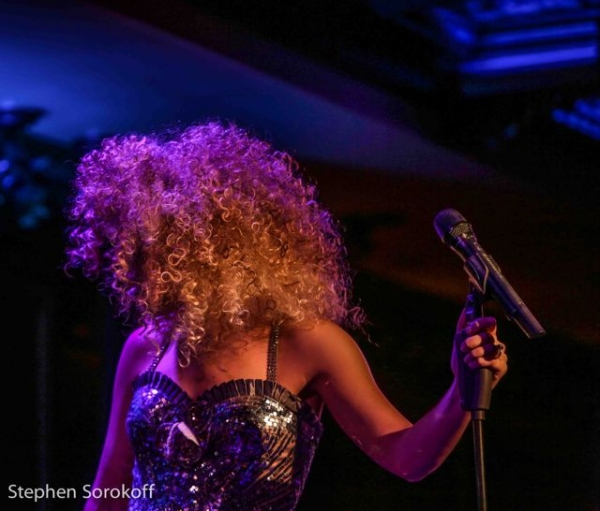 Photo Coverage: Annaleigh Ashford Brings LOST IN THE STARS to 54 Below