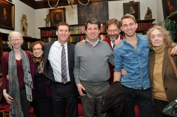 Photo Coverage: Inside GTG's Shaw New York 2014
