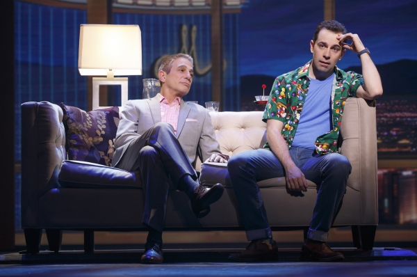 Photo Flash First Look At Tony Danza Rob Mcclure Amp More