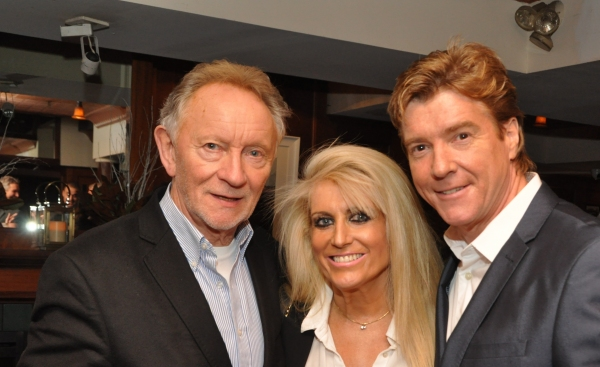 Phil Coulter, Geraldine Branagan and Andy Cooney
